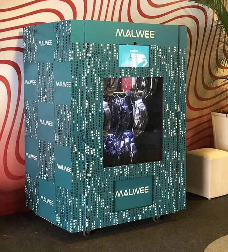 Lab 220 - Malwee - Smile Machine