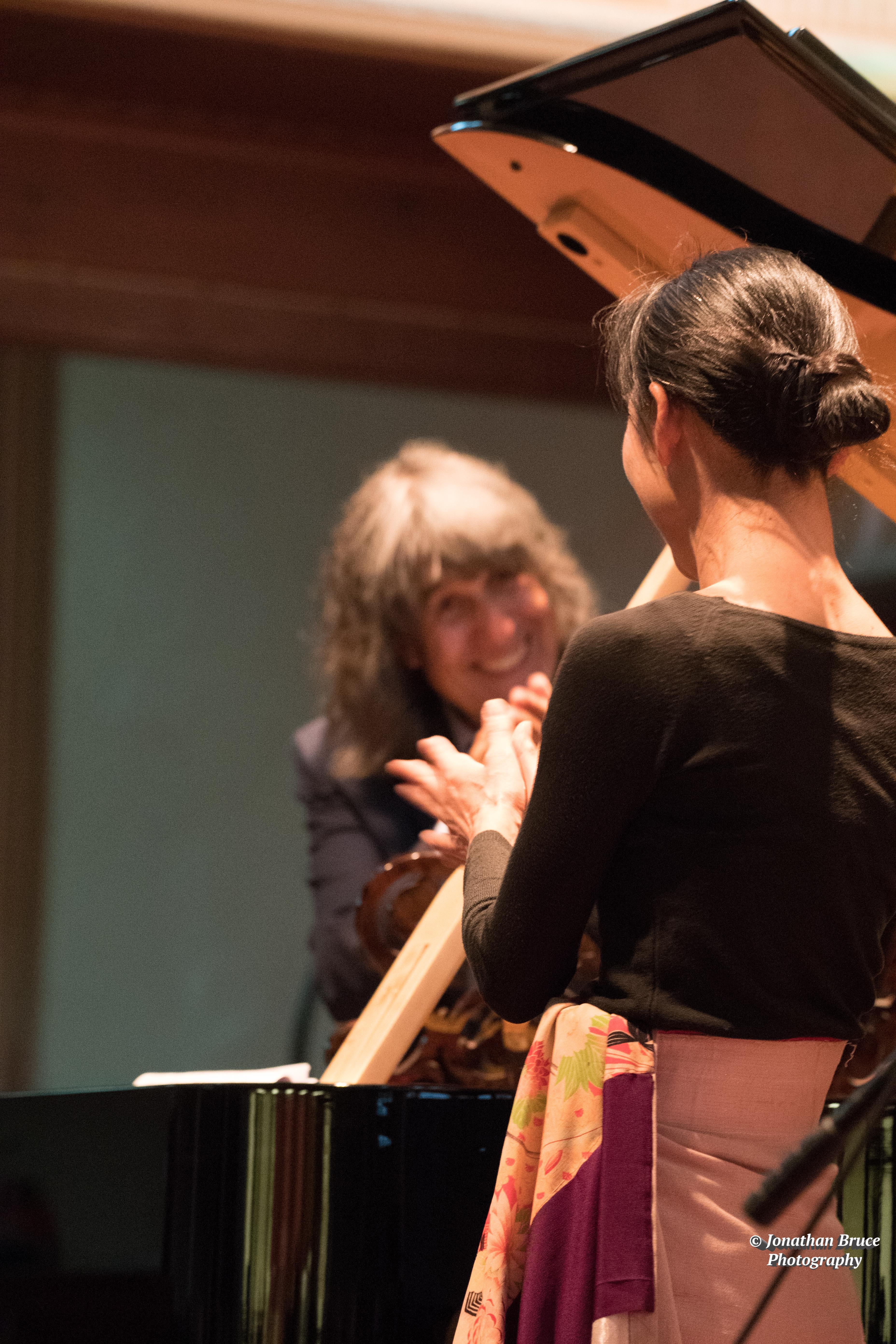 Yumino Seki & Polo Piatti