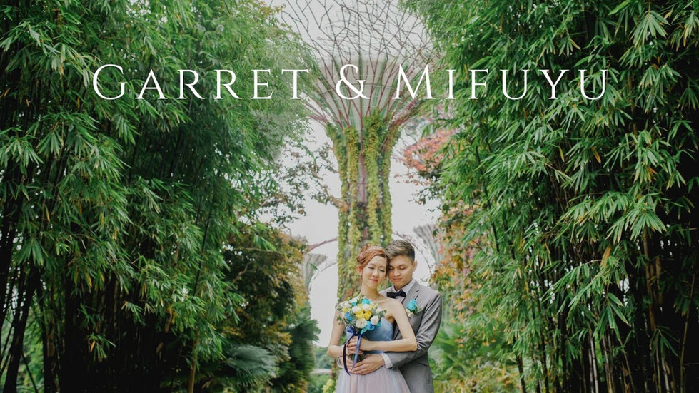 Marina Bay Sands Actual Day Wedding