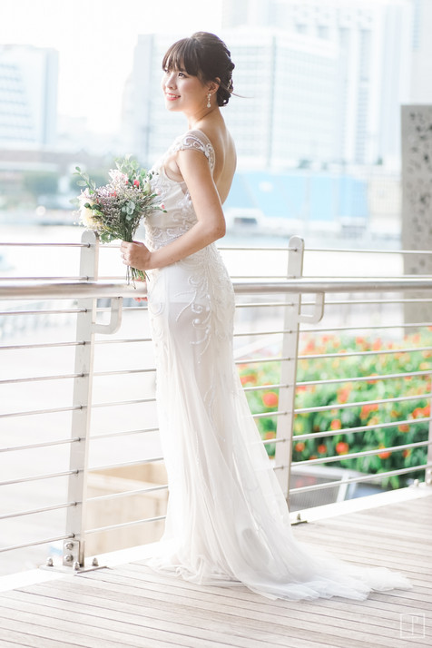 top singapore wedding videographer