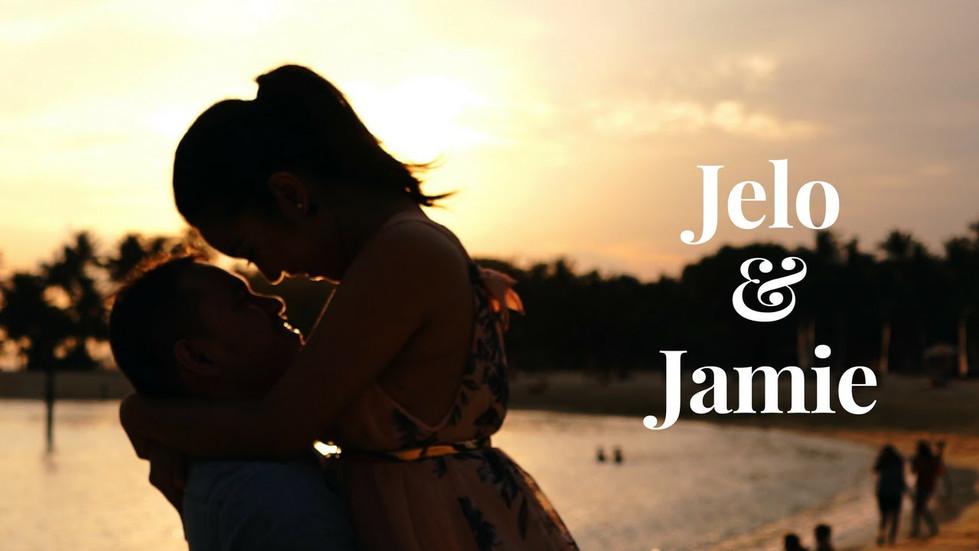 Singapore Prenup of Jelo + Jamie