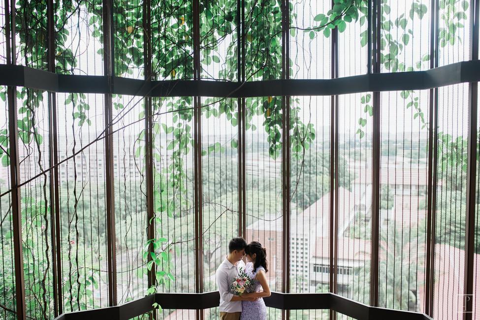 nanyang university pre wedding