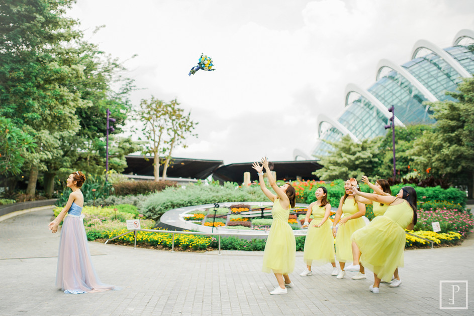 Singapore Wedding Videographer Photographer