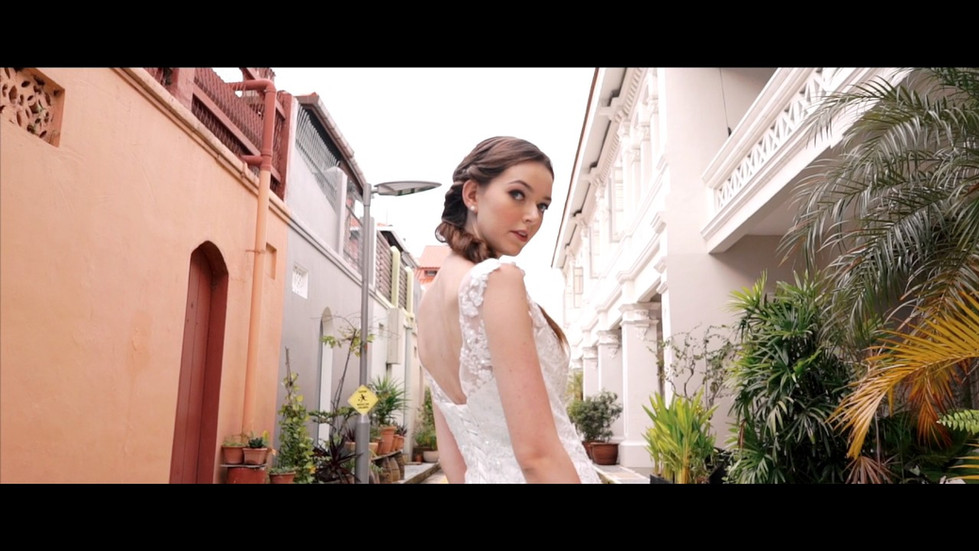 Joo Chiat Styled Shoot