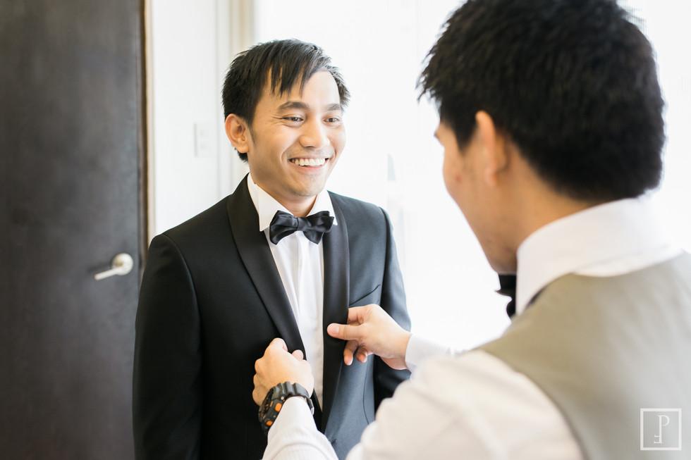 sandari batulao wedding