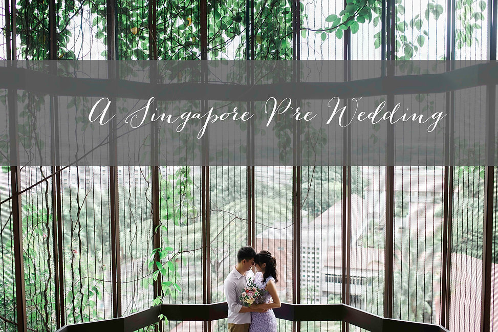 singapore prewedding, singapore couple