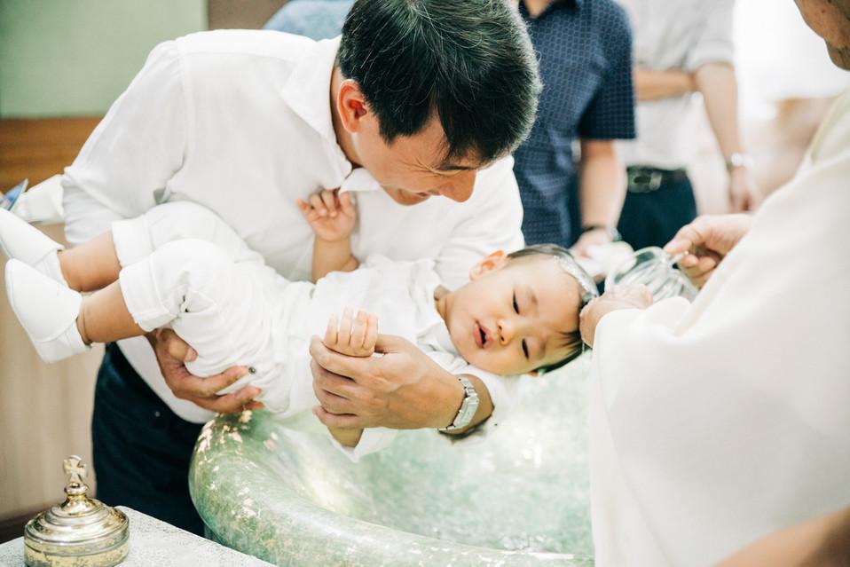 christ the king baptism manila photograp