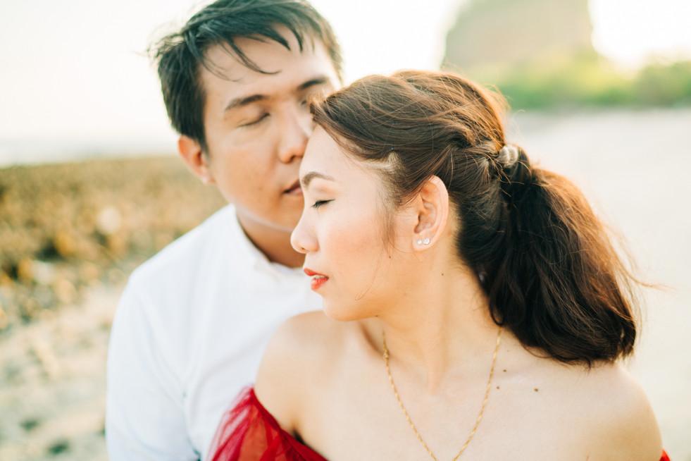 beach prenup philippine wedding photogra