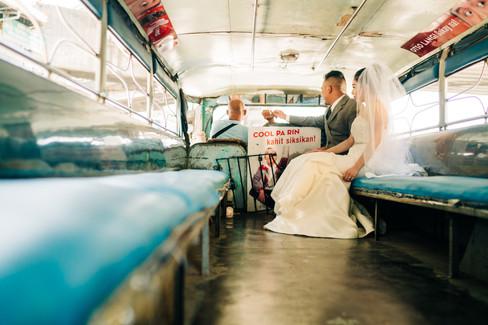 jeepney prenup