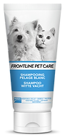 Frontline petcare - shampooing pelage blanc  200 mL - MERIAL