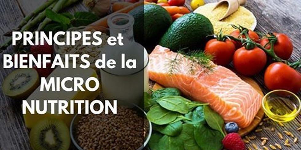 Conférence micronutrition Sportive
