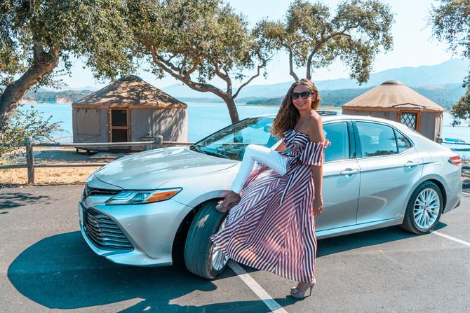 Toyota Hybrid Hidden Gems California Road Trip