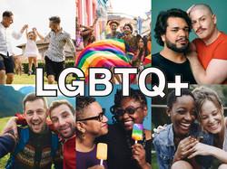 LGBTQ+ Background Image 6 pics