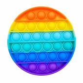 Push Bubble Fidget Toys Anti Stress Set Strings Relief Adults Children Sensory