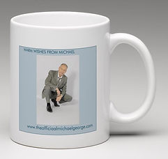 The Michael George London Show Mug