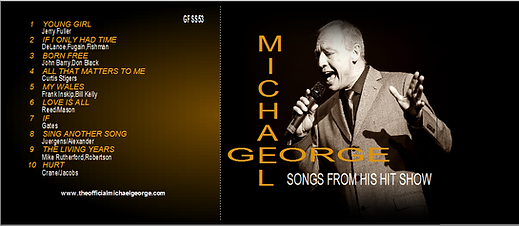 Michael George - Songs From His Hit Shows Album