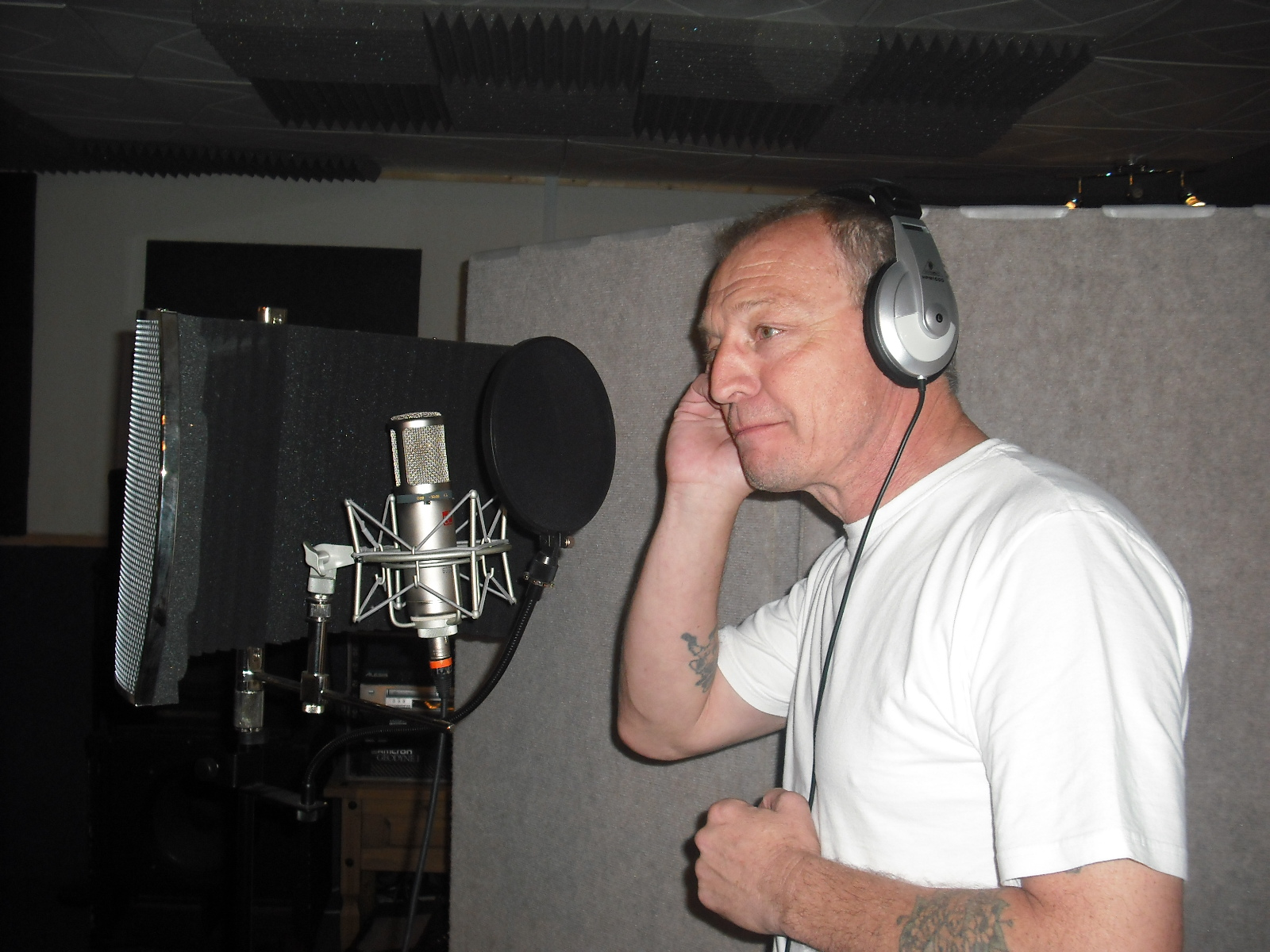 Michael Recording