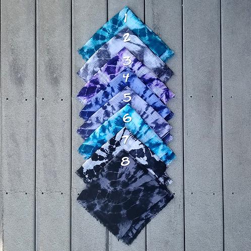 Tie Dye5 Cotton Fringe