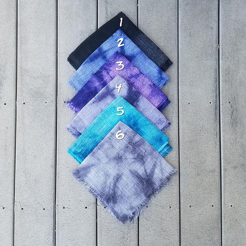 Tie Dye6 Cotton Fringe