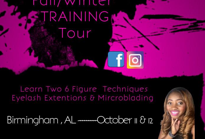 Birmingham, Al October11 &12