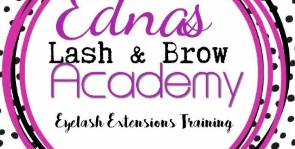 Eyelash training Turn Key Business Deposit only