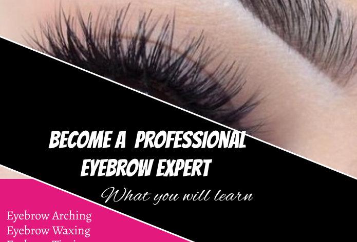 Become a Pro Eyebrow Expert