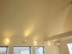 2階LD天井