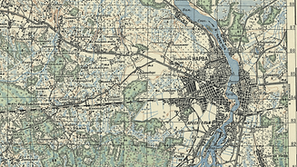 WW2 Soviet Maps in IU Libraries Collecti