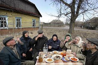 Chernobyl-resettlers