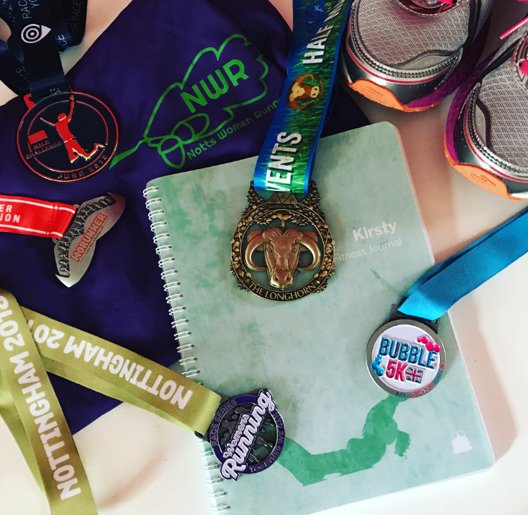 1 Year of Running | Fitness and Parent Blog Nottingham