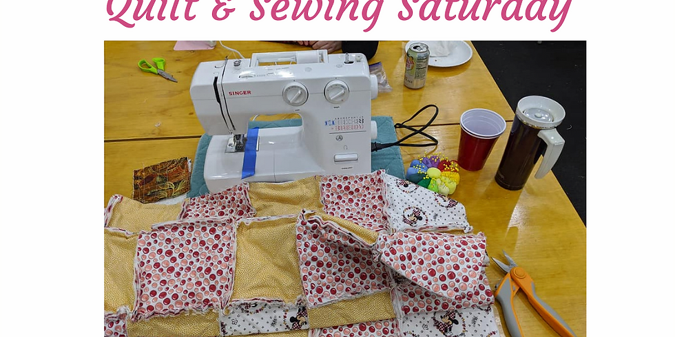 Quilting & Sewing with Cat - Saturday UFO's