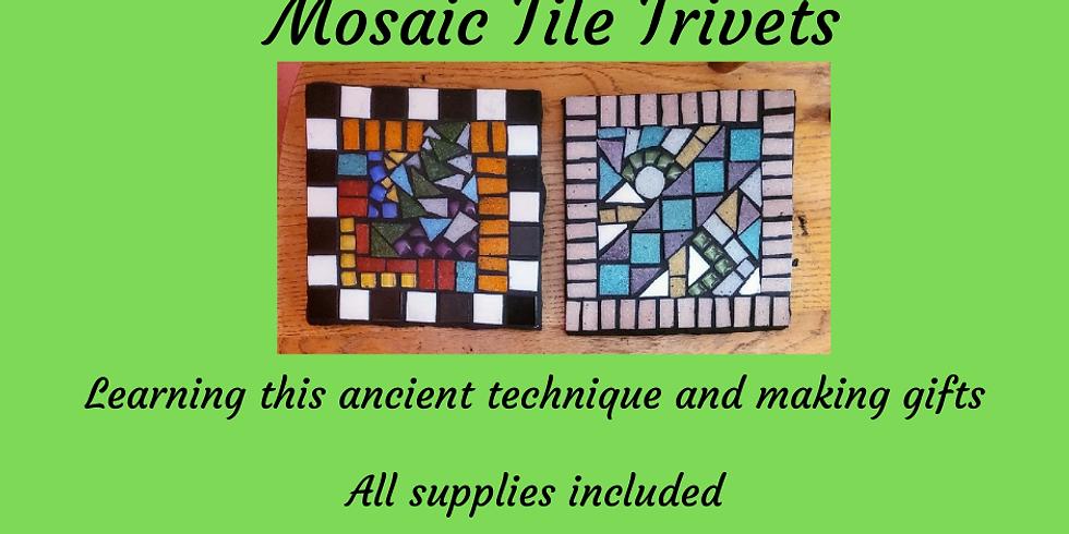 Mosaic Trivet Gifts