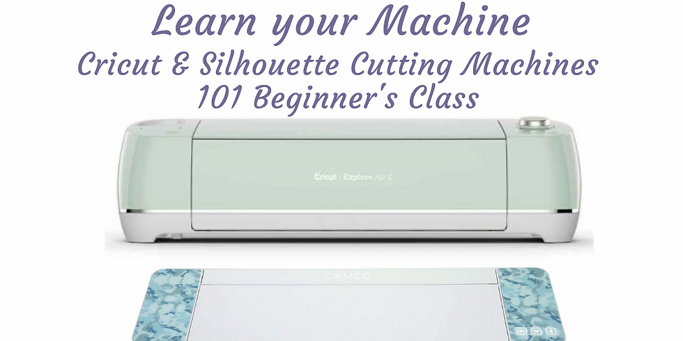 Learning your cutting machine