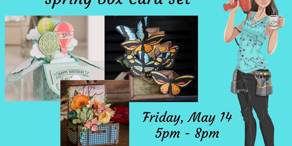 3D Paper Connection - Spring Box Set