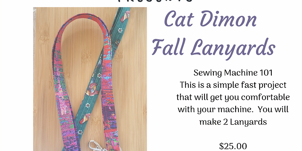 Fall Lanyards