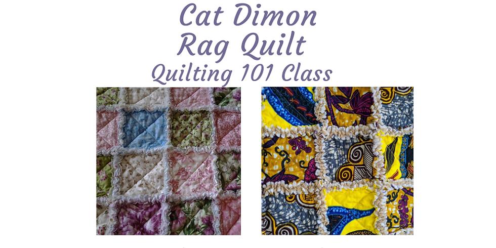 Quilting 101: Rag Quilt