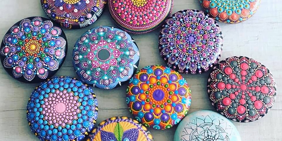 Mandalas and Intuitive EXPLOSION!