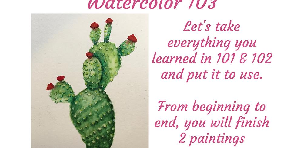 WaterColor 103