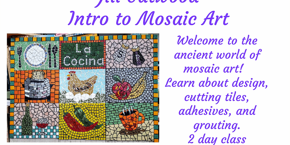 Intro to Mosaic Art (Completion)