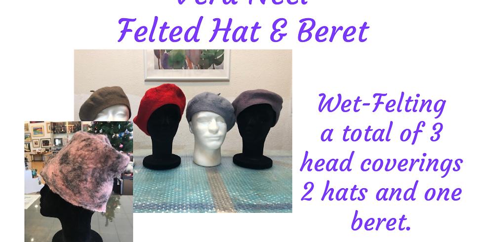 Felting Hats & Berets