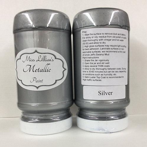 Metallic Paint - Silver