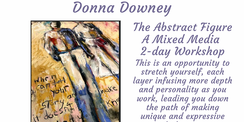 The Abstract Figure - Donna Downey
