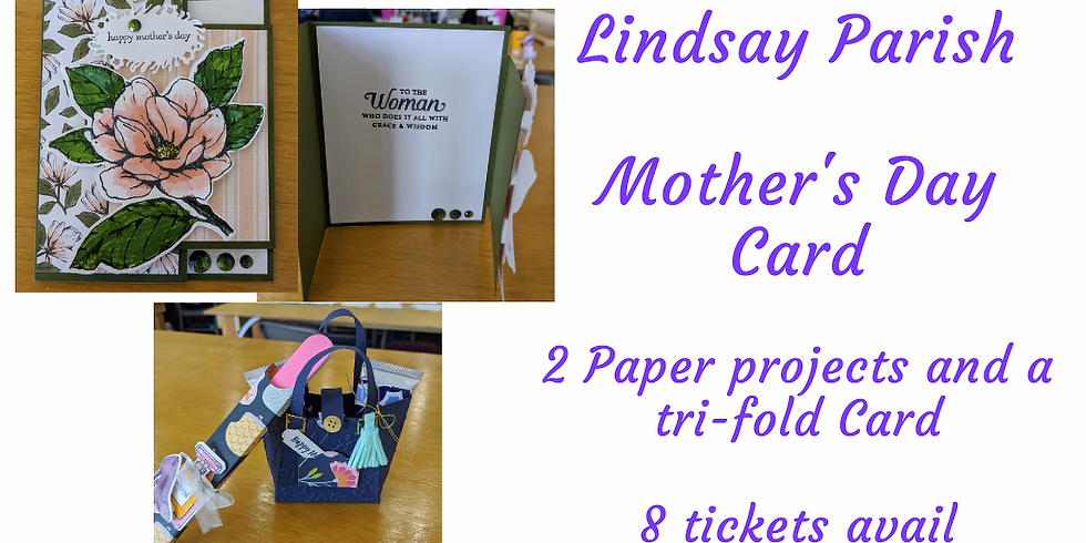 Mother's Day Projects