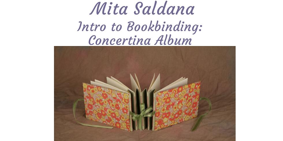 Concertina Book - A Bookbinding Technique