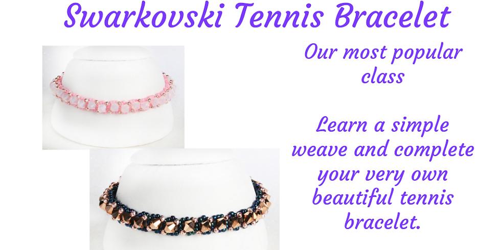 Swarkovski Tennis Bracelet