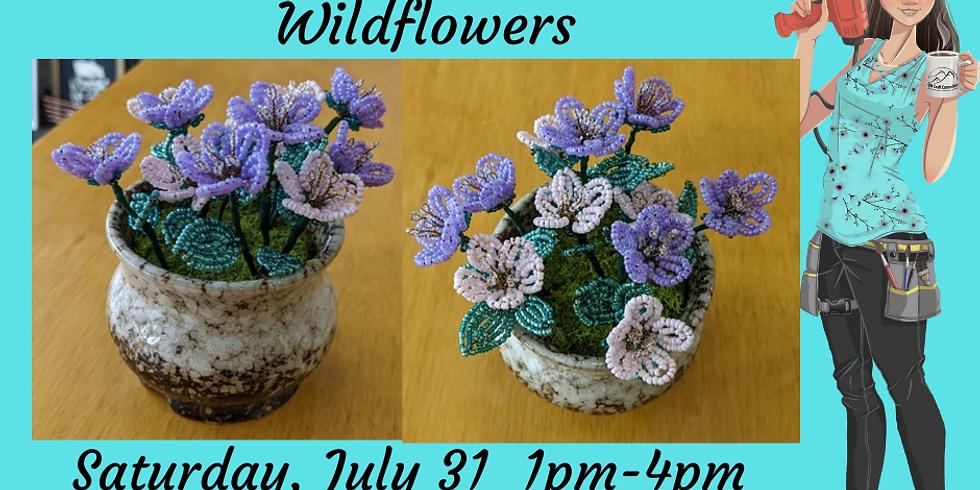 French Beading 102 - Wildflowers