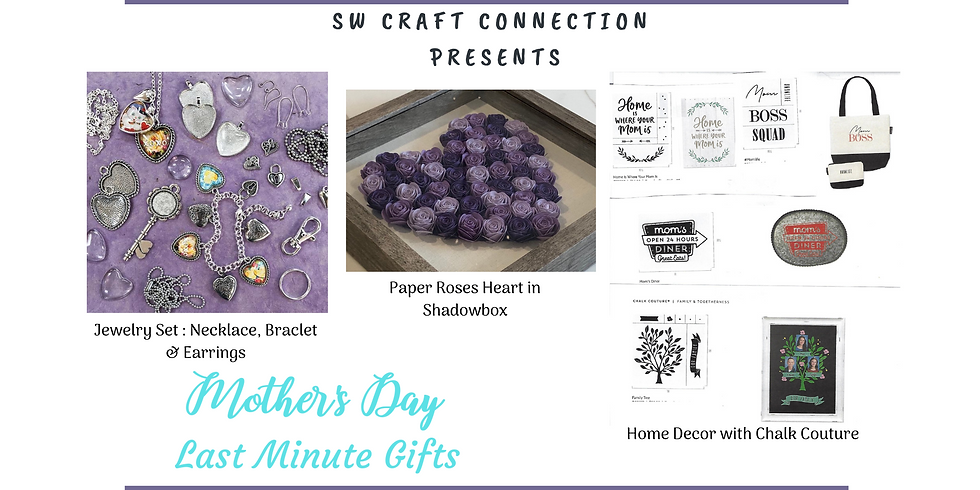 Mother's Day Last Minute Gifts