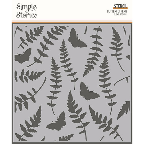 Simple Stories - Butterfly Fern, SSS13223