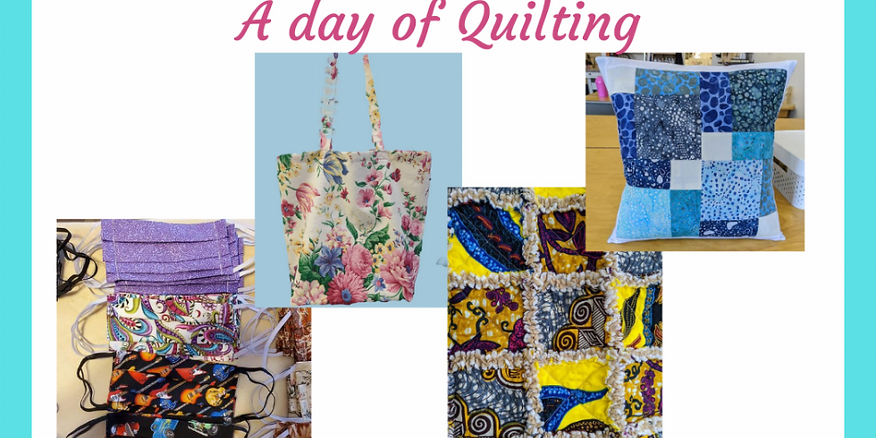 Quilting with Cat Projects