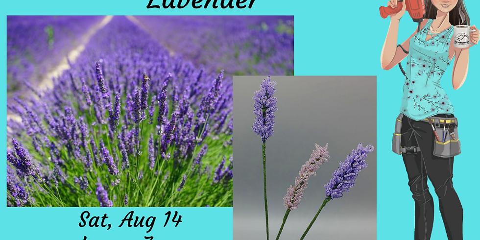 French Beading 102 - Lavender